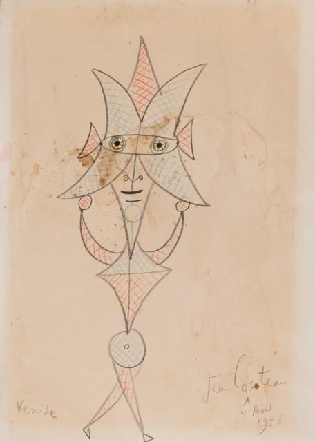 Jean Cocteau, 'Venise', 1958, Finarte