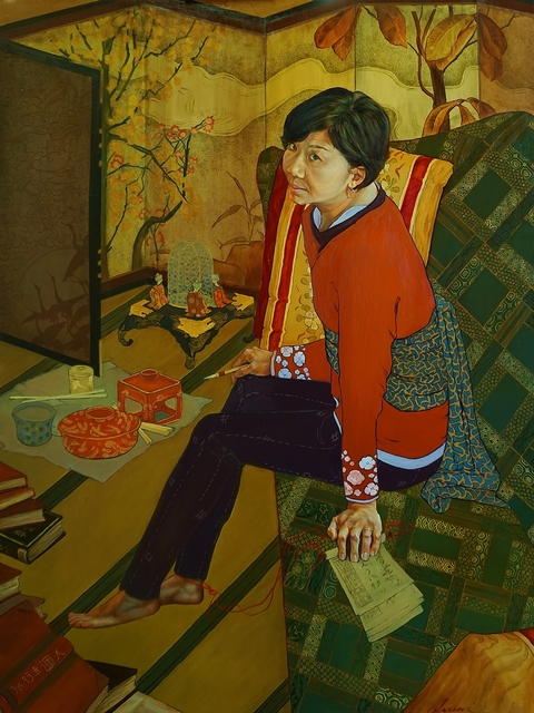 , 'Aya Watanabe,' 2017, Zhou B Haus der Kunst
