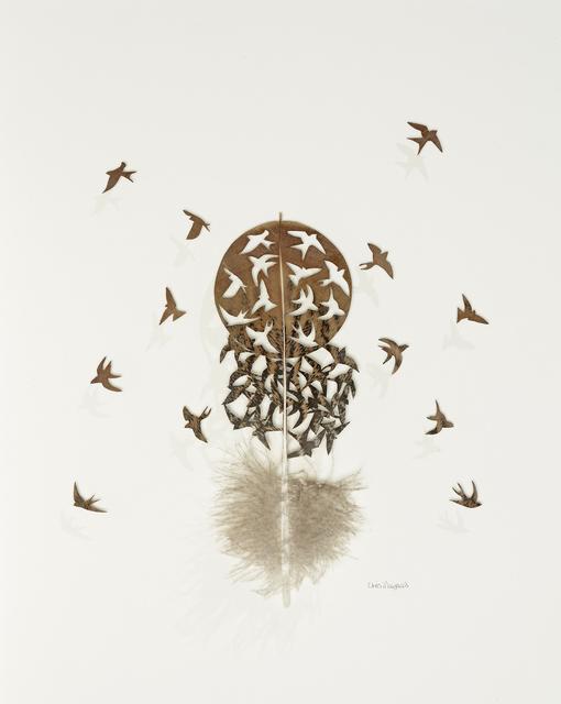 , 'Diaspora,' 2018, Muriel Guépin Gallery