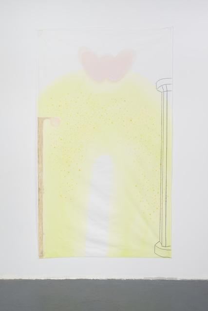 , 'Late Checkout (gate),' 2015, Simone Subal