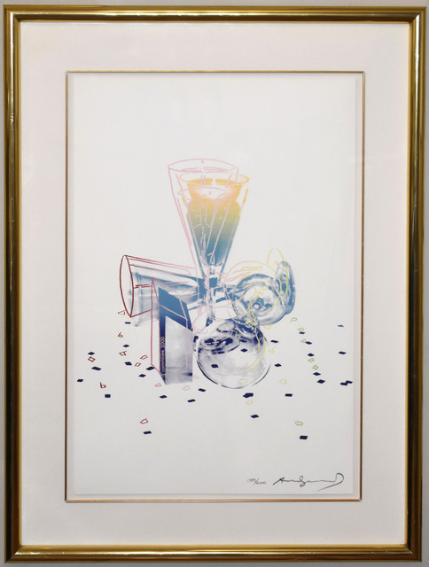 Andy Warhol, 'Committee 2000', 1982, Georgetown Frame Shoppe