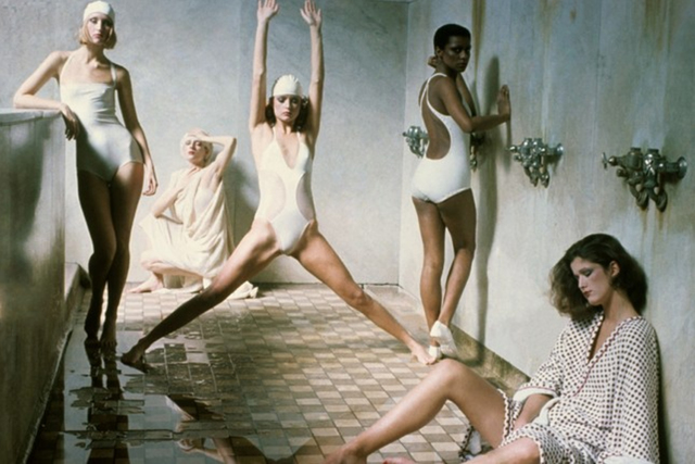 , 'From the Bath House Series, Vogue,' 1975, Undercurrent Projects