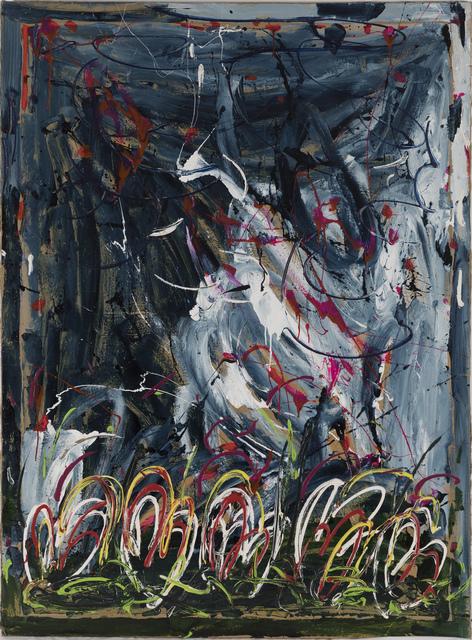 , 'Gigli d'acqua verticali,' , Galleria Giovanni Bonelli