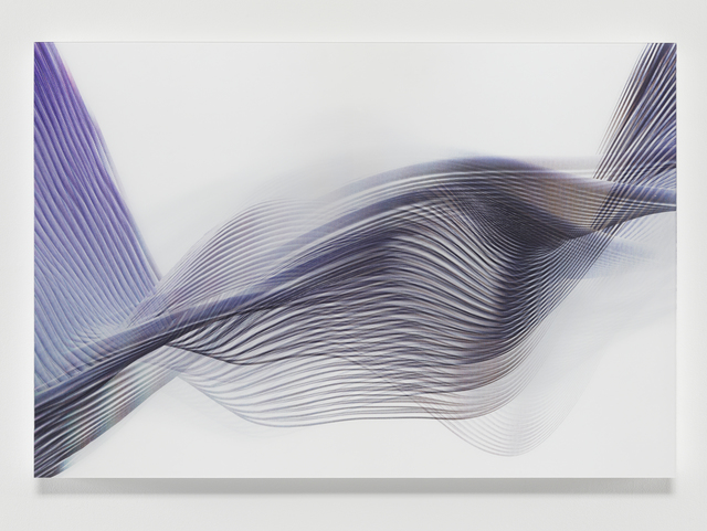 , 'Wirewave #2,' 2012, Sandra Gering Inc