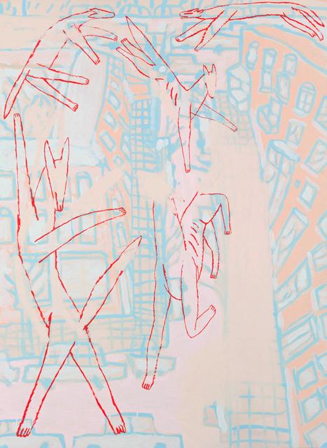 , 'Loups,' 2018, Urban Spree Galerie