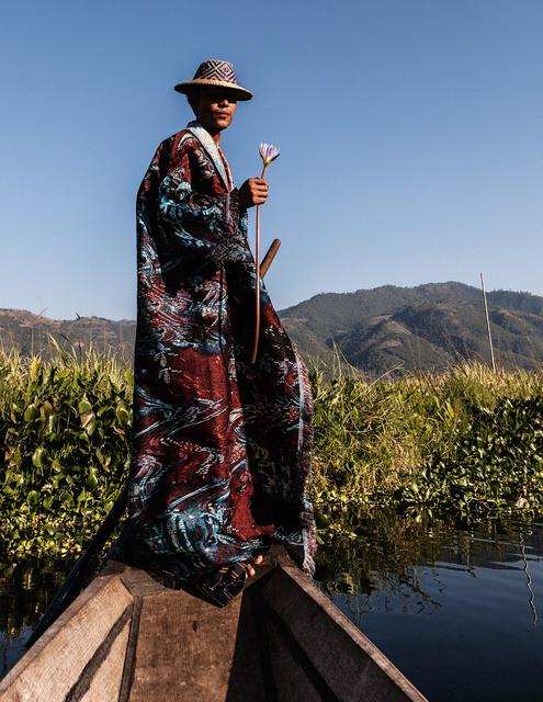 Tatchatrin Choeychom, 'YAR ZAR - Picking the lotus', 2018, Rademakers Gallery