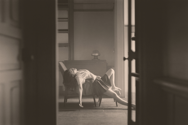", 'A Study for 'The Room"",' 2010, Alex Daniels - Reflex Amsterdam"