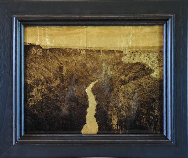 , 'Rio Grande Gorge, NM,' 2014, photo-eye Gallery