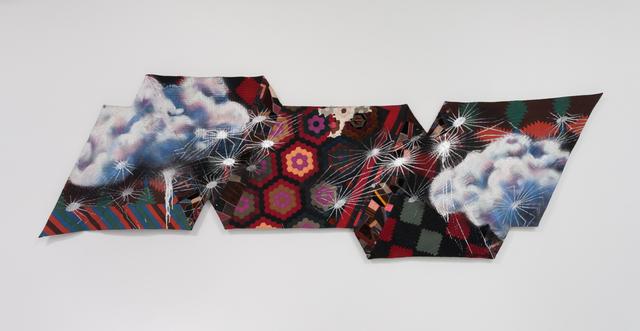 , 'DAGU,' 2016, moniquemeloche