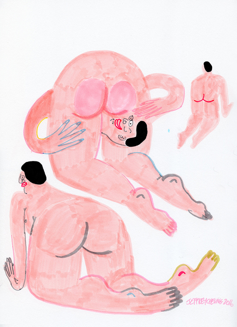 , 'Playground ,' 2016, Hashimoto Contemporary