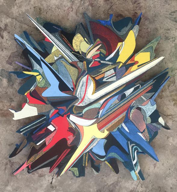 , 'Nursery,' 2018, Arróniz Arte Contemporáneo