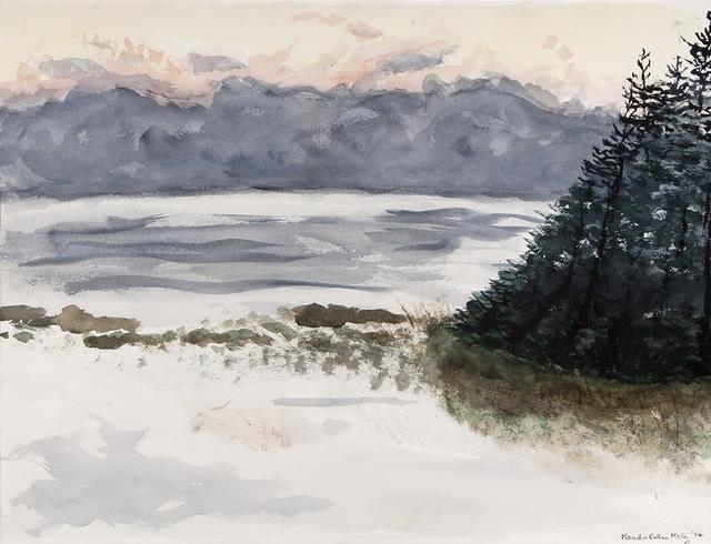 , 'Mid-Tide ,' , Dowling Walsh