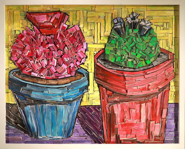 Nick Georgiou, 'Cacti Specimens', 2019, Allouche Gallery