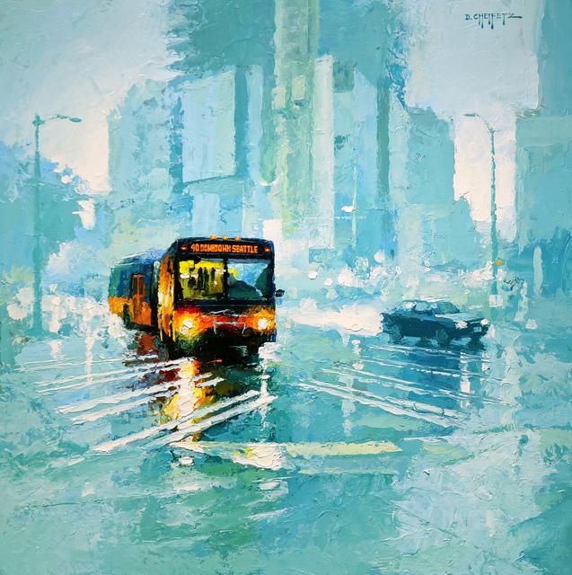 David Cheifetz, '40 Downtown', 2017, Gallery 1261