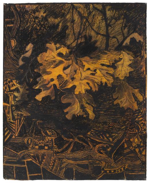 , 'Oak Leaves, Big Round Top, Gettysburg,' 2005, Fleisher/Ollman