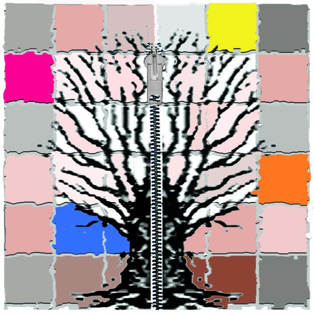 , 'Mondian Tree 3b,' 2013, ArtexArte