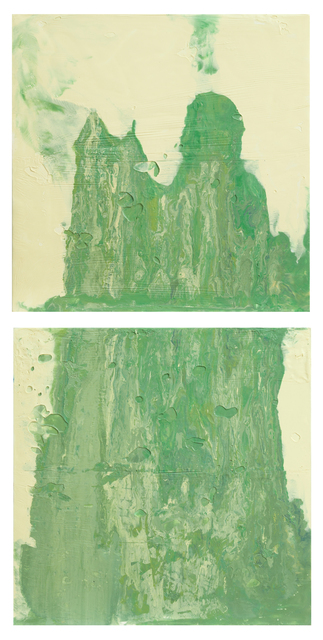 , 'Macizo I (massiccio / massif),' 2014, Mario Mauroner Contemporary Art Salzburg-Vienna
