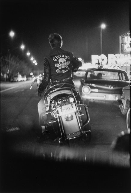 Danny Lyon, 'Benny at Grand and Division', 1956, Heritage Auctions