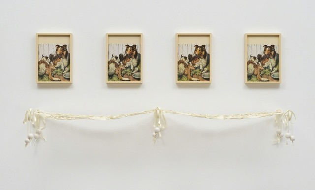 Elad Lassry, 'Collie (Beagle)', 2013, 303 Gallery