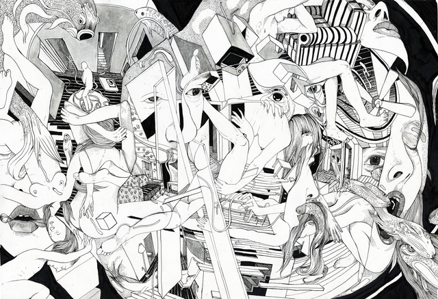Eva Redamonti, 'Hollow I', 2019, Booth Gallery