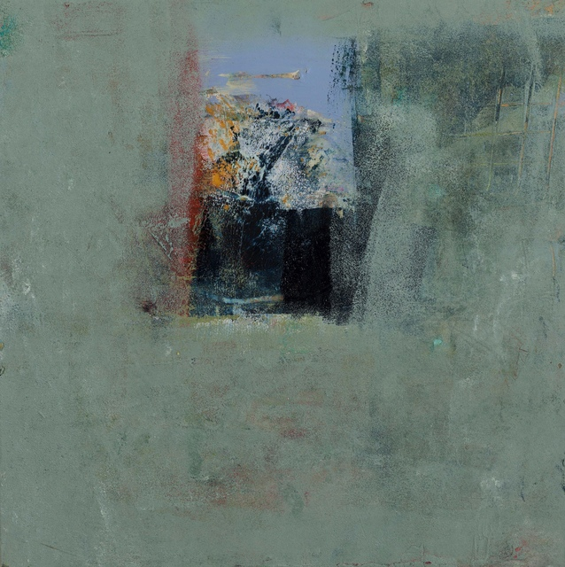 , 'The Gray,' 2018, Susan Eley Fine Art