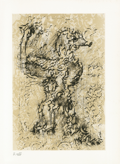 Max Ernst, 'Vingt-deux poèmes', 1978, Galerie Boisseree