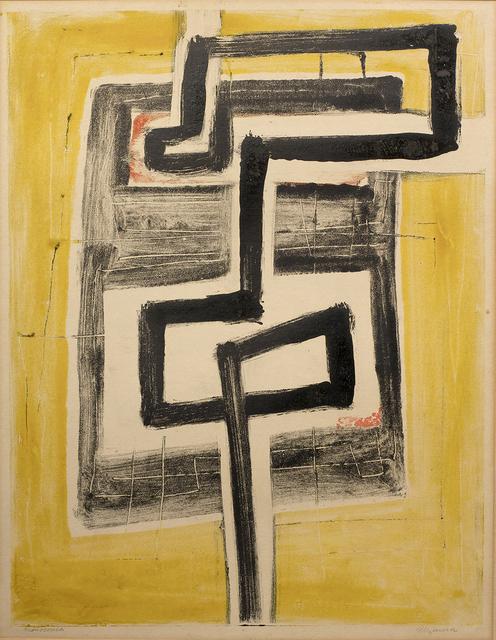 , 'Monocopia,' 1953, Aldo de Sousa Gallery