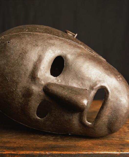 , 'Fool's Mask IV, Hever Castle, England (Torture) ,' 2015, Galerie Nathalie Obadia