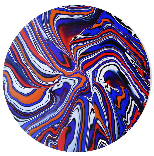, 'Geodesy 1503,' 2019, Melissa Morgan Fine Art