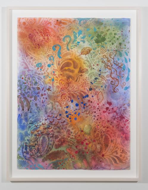 , 'Cosmos,' 2017, Lesley Heller Gallery