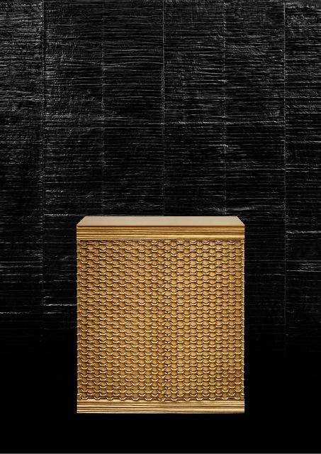 , 'Short Dragon Scale Box,' 2017, Gagosian