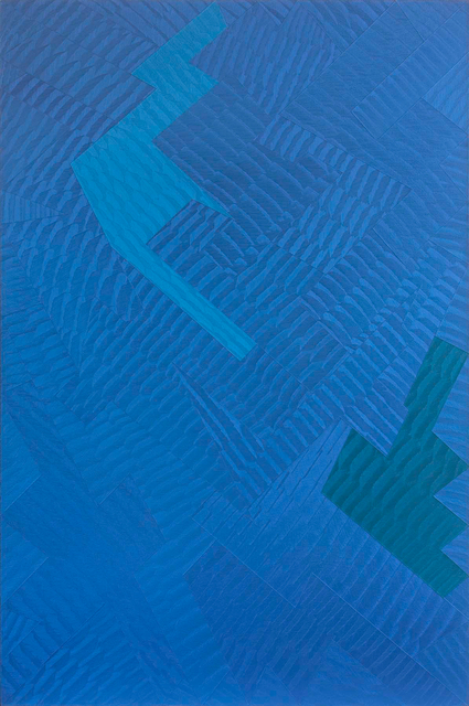 William T. Williams, 'The Loan Shark (Shimmer Series)', 1974, Michael Rosenfeld Gallery