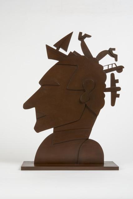 , 'El sueno del Pibe,' 2011, Opera Gallery