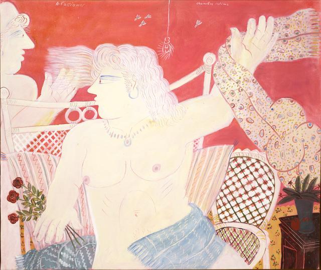 , ' Chambre intime,' , Galerie Sophie Scheidecker