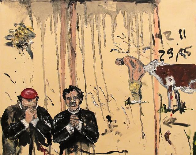 , 'Santa Fuleragem 7 (Que Jesuis volte logo),' 2014, Artur Fidalgo Galeria