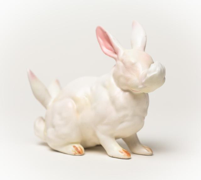 , 'White Rabbit, No. 8,' 2019, Track 16 Gallery