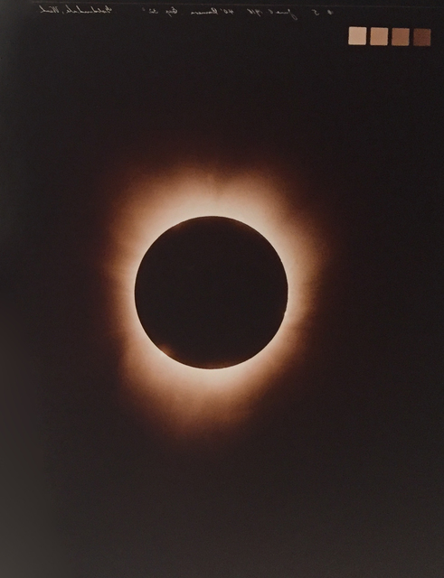 Linda Connor, 'Solar Eclipes, Goldendale, WA, Jun 8, 1918', 2000, G. Gibson Gallery