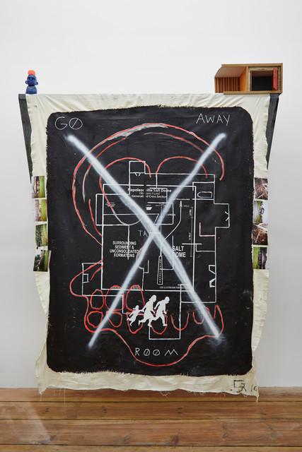 , 'Propertyless Plan: Go Away,' 2016, Isabella Bortolozzi Galerie