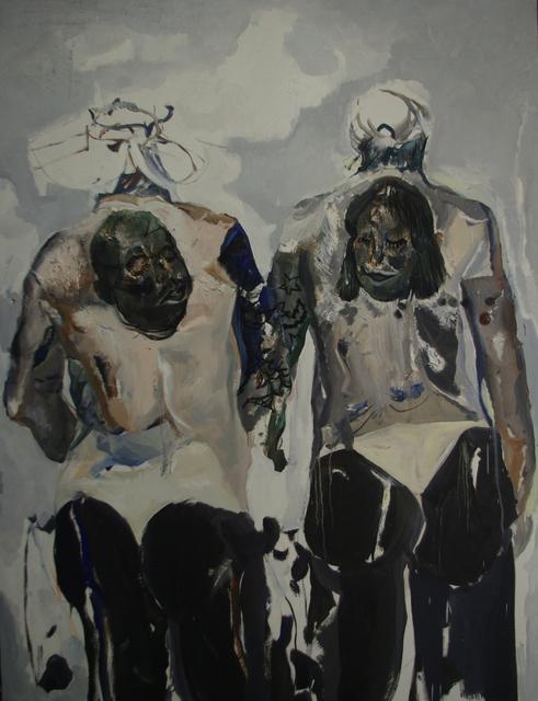 , 'The Sailor No.1,' 2017, Arario Gallery