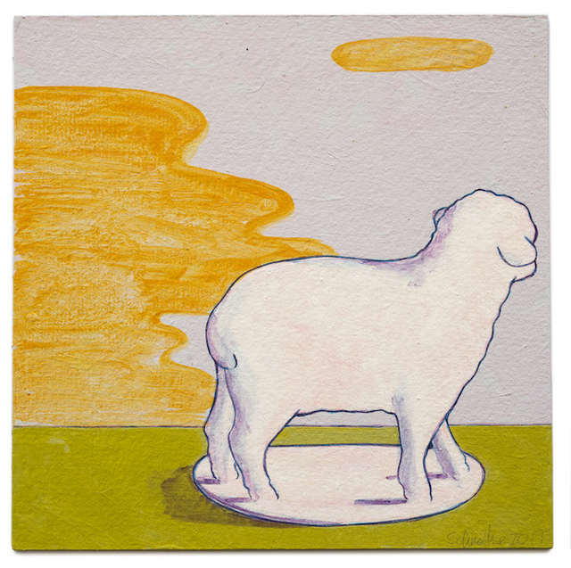 , 'Lost Lambs 3,' 2017, New Gallery of Modern Art