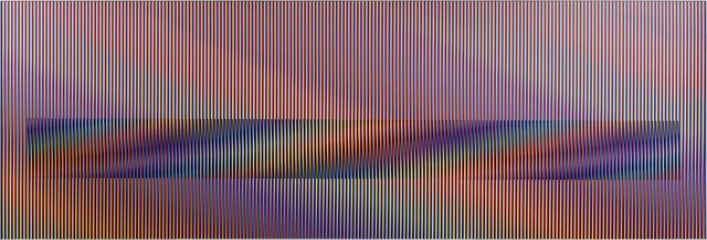 , 'Inducción Cromática Jor-Mar 35 A,' 2013, Galería RGR