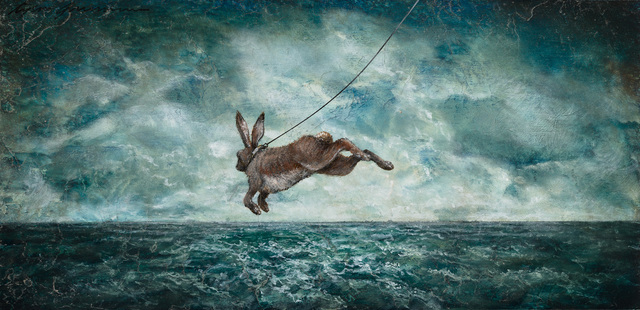 , 'From Sea to Shining Sea,' 2018, Patricia Rovzar Gallery