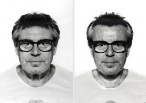, 'Milos Forman, from the series Hidden Image,' 1991-1995, Le Guern Gallery