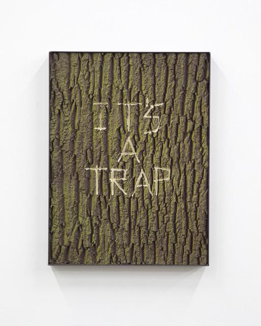 , 'It's a trap,' 2016, GRIMM