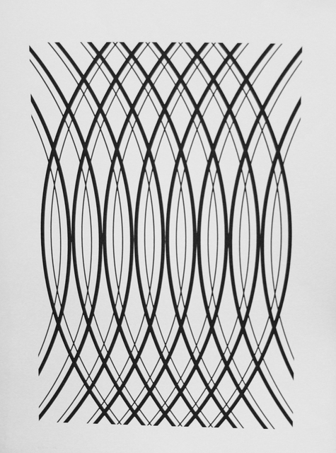 Nassos Daphnis, '23-D-78', 1978, Print, Print, Anita Shapolsky Gallery