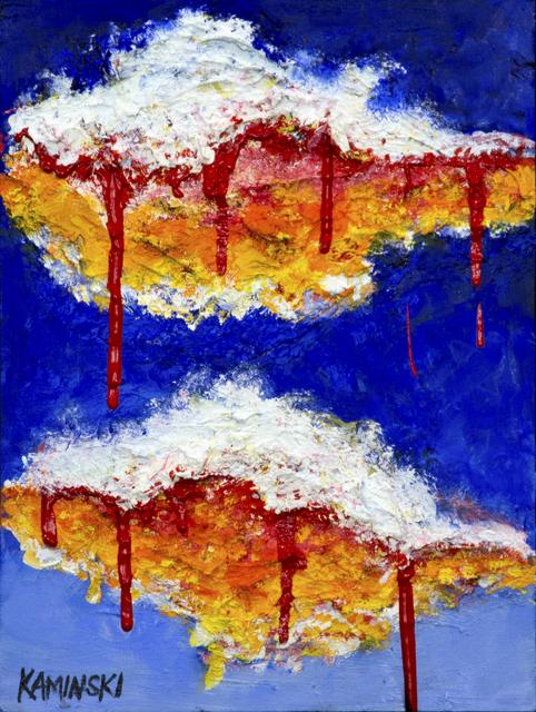 , 'Cave Creek Clouds #2,' 2017, Walter Wickiser Gallery