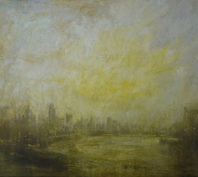, 'Resting Boats, the Thames,' 2016, Tanya Baxter Contemporary