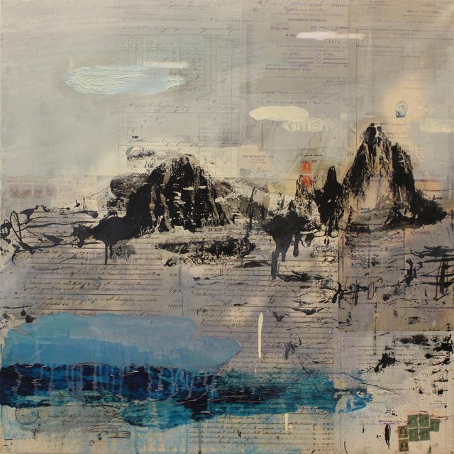 , 'Il vento,' 2018, Galleria Punto Sull'Arte