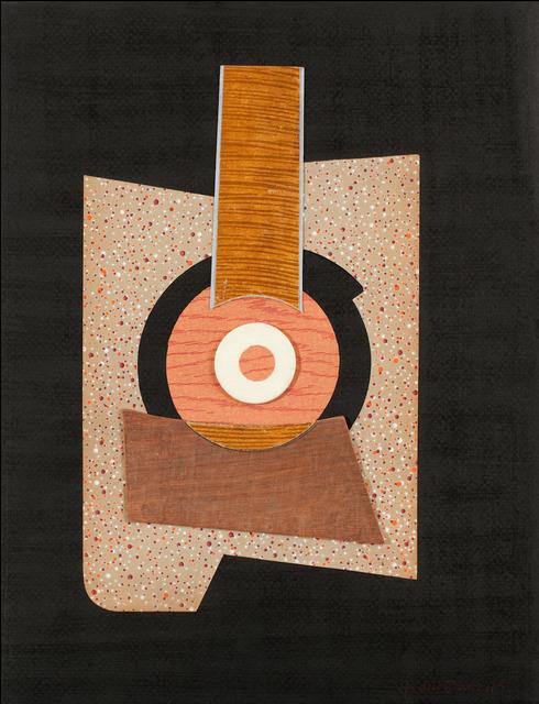 , 'Collage,' 1958, Leon Tovar Gallery