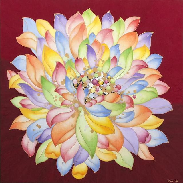 Kate Oh, 'Red Lotus', N/A, Kate Oh Gallery